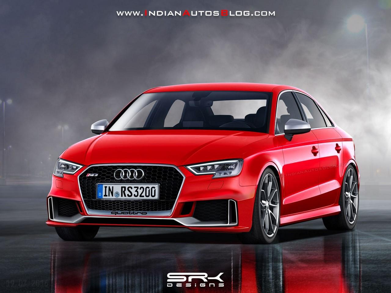 Audi RS 3 II Restyling 2016 - now Sedan #5