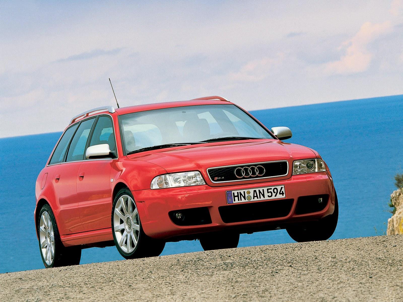 Audi RS 4 I (B5) 2000 - 2001 Station wagon 5 door #6
