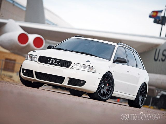 Audi RS 4 I (B5) 2000 - 2001 Station wagon 5 door #7
