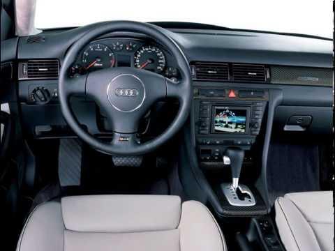 Audi RS 6 I (C5) 2002 - 2004 Sedan #6