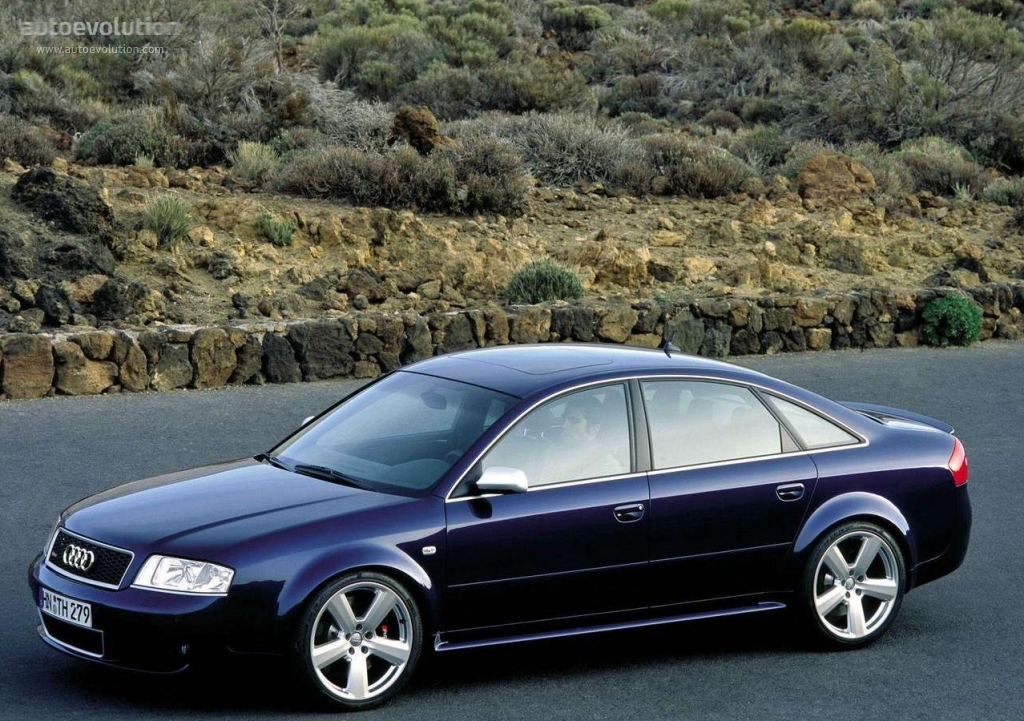 Audi RS 6 I (C5) 2002 - 2004 Sedan #4