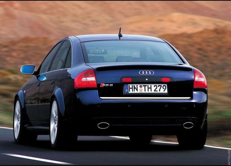 Audi RS 6 I (C5) 2002 - 2004 Station wagon 5 door #2