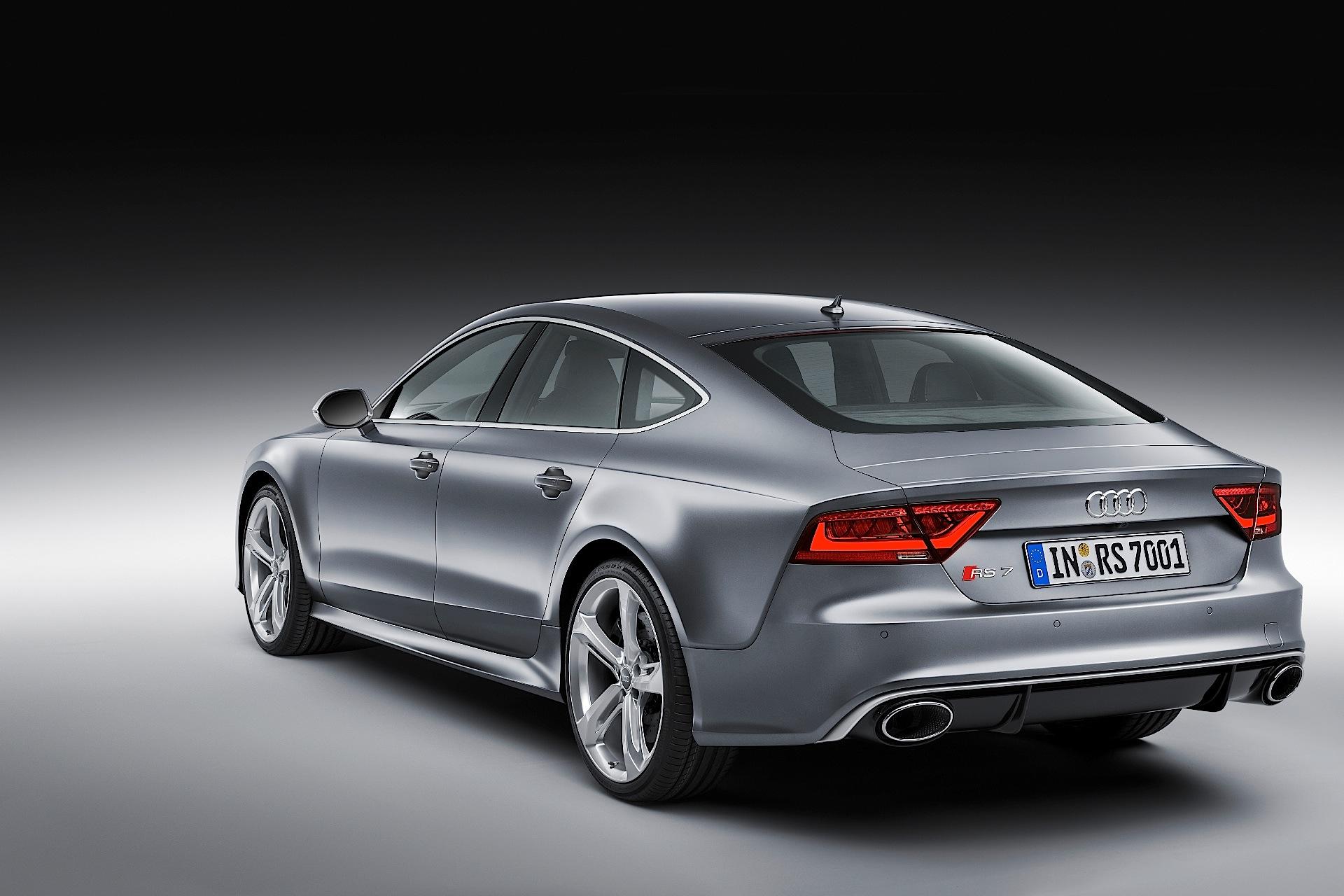 Audi RS 7 I 2013 - 2014 Liftback #2