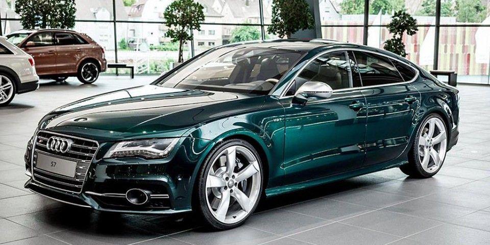 Audi RS 7 I Restyling 2014 - now Liftback #1