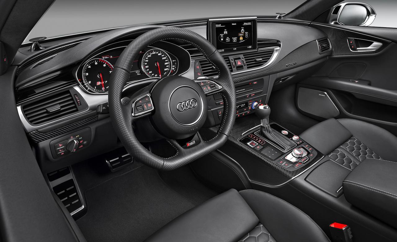 Audi RS 7 I Restyling 2014 - now Liftback #4