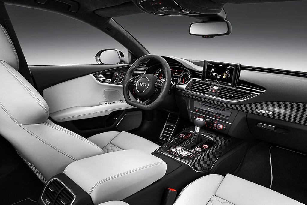 Audi RS 7 I Restyling 2014 - now Liftback #3