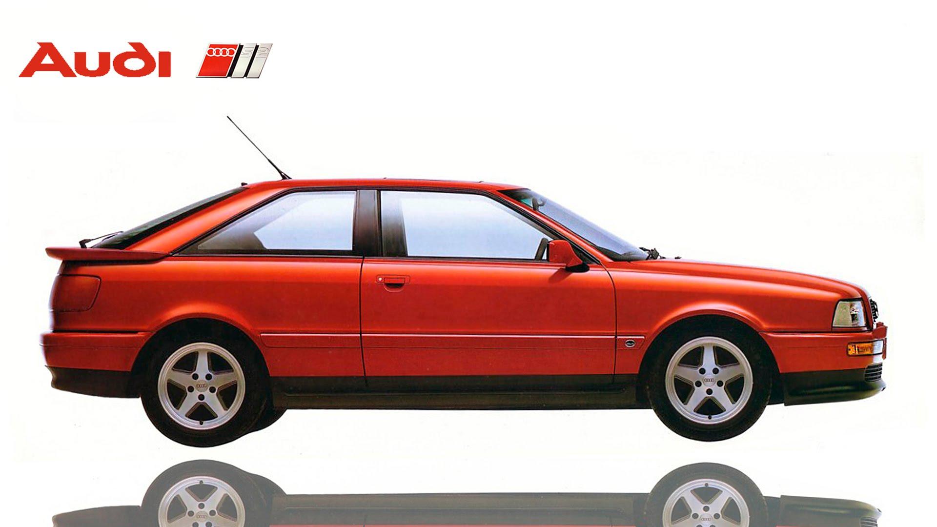 Audi S2 I 1990 - 1995 Coupe #5