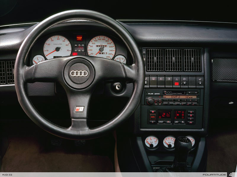 Audi S2 I 1990 - 1995 Station wagon 5 door #7