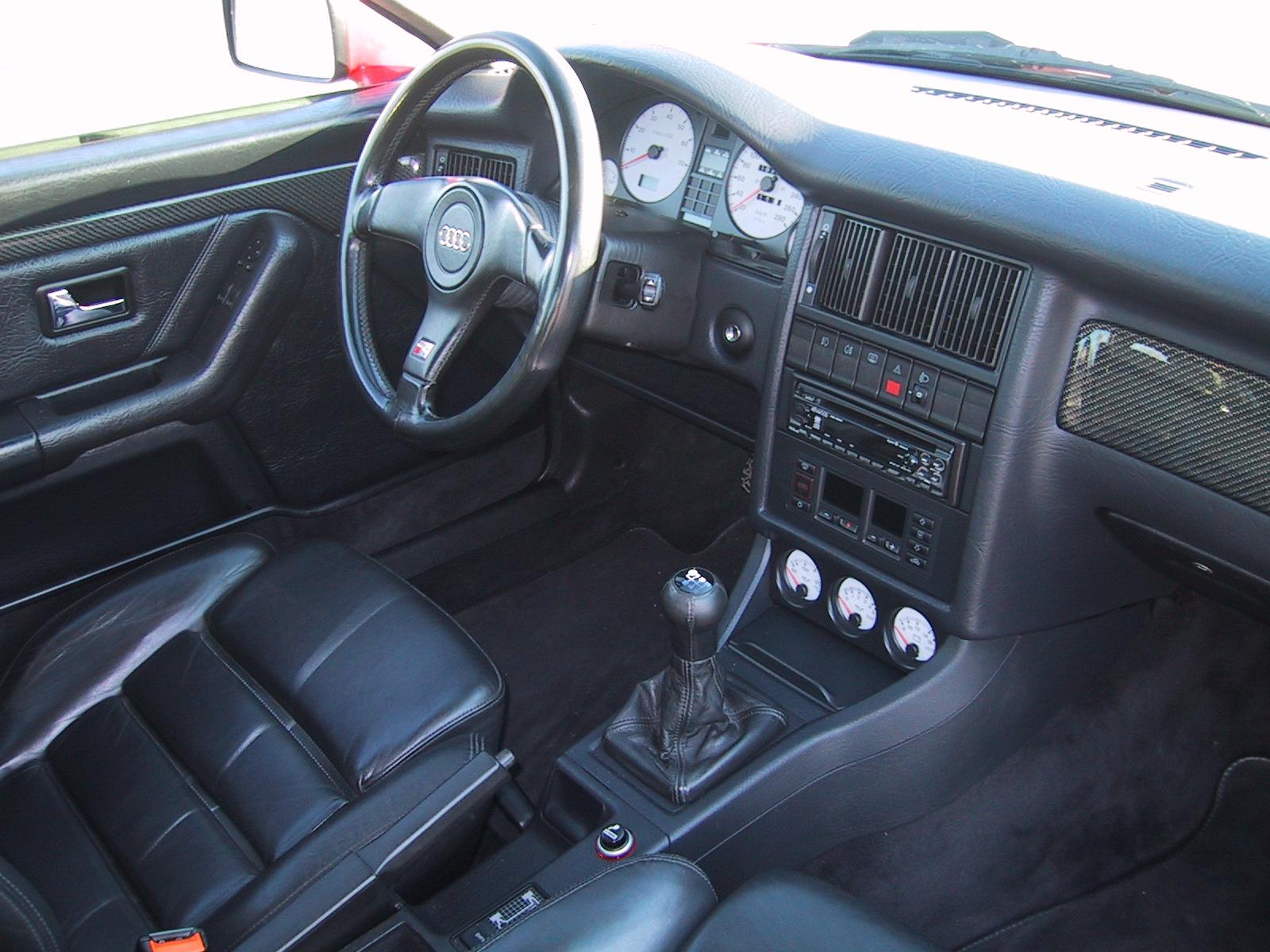 Audi S2 I 1990 - 1995 Coupe #7
