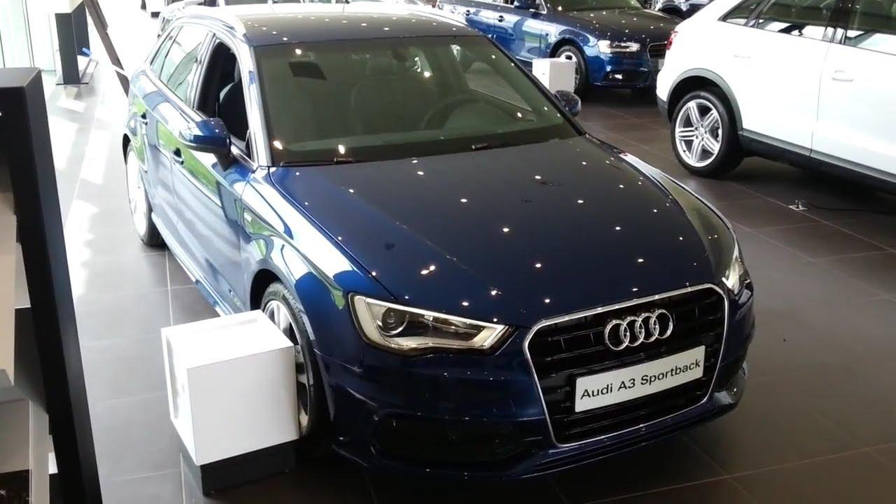 Audi S3 III (8V) 2013 - 2016 Sedan #7