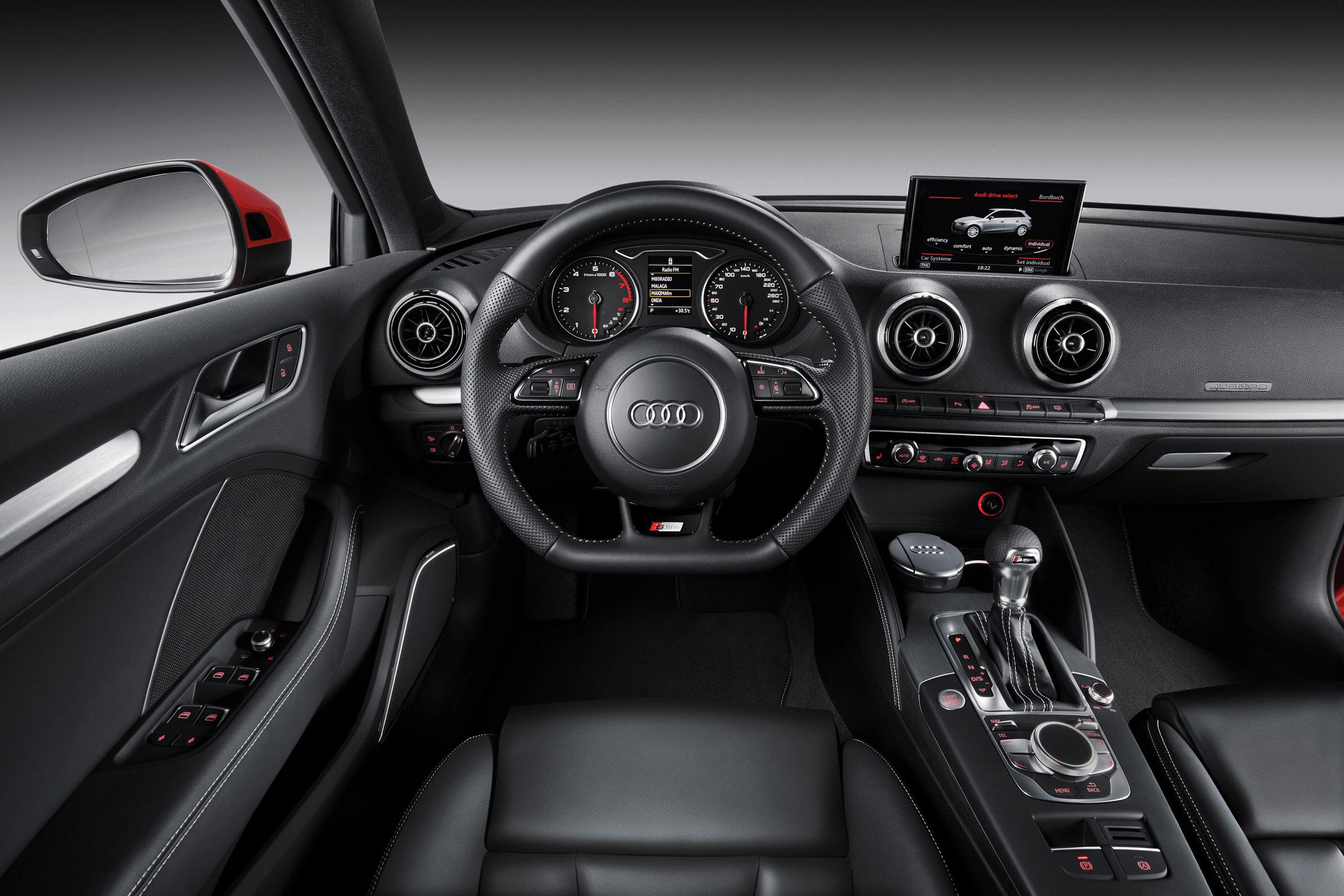 Audi S3 III (8V) 2013 - 2016 Sedan #4