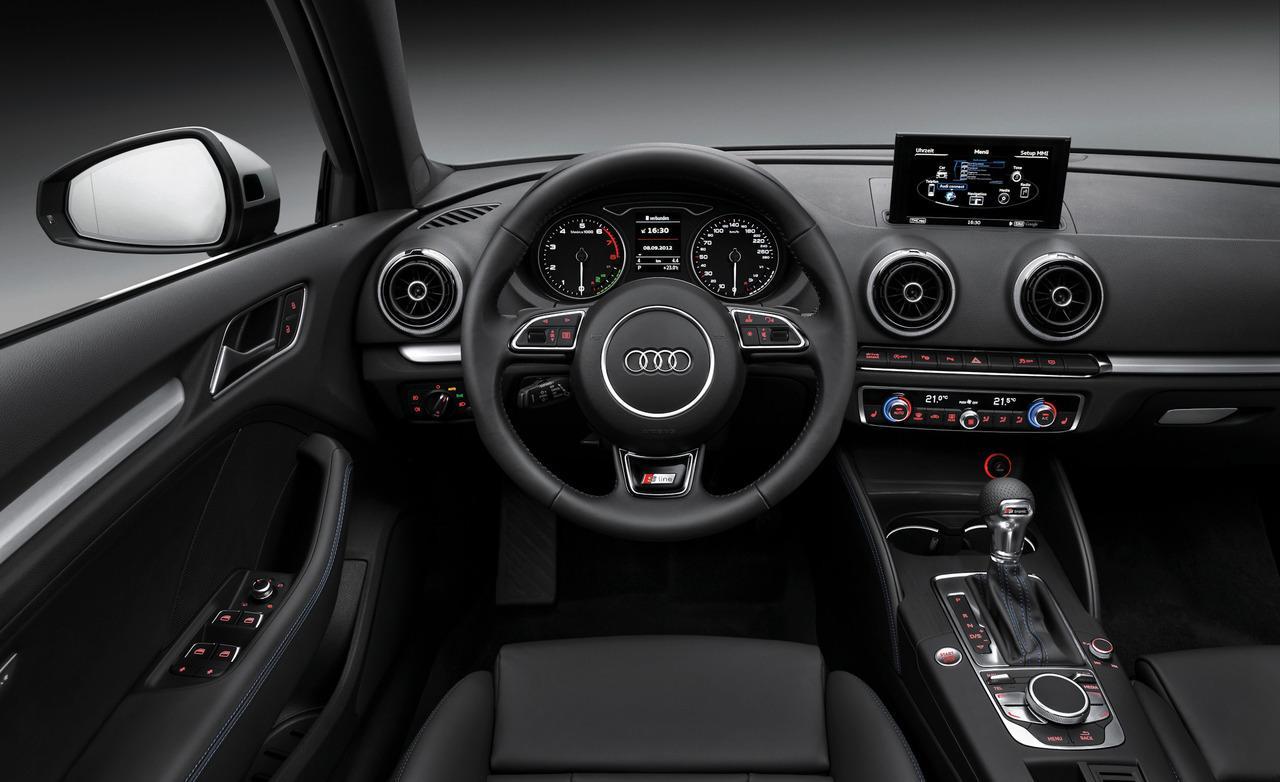 Audi S3 III (8V) 2013 - 2016 Sedan #1