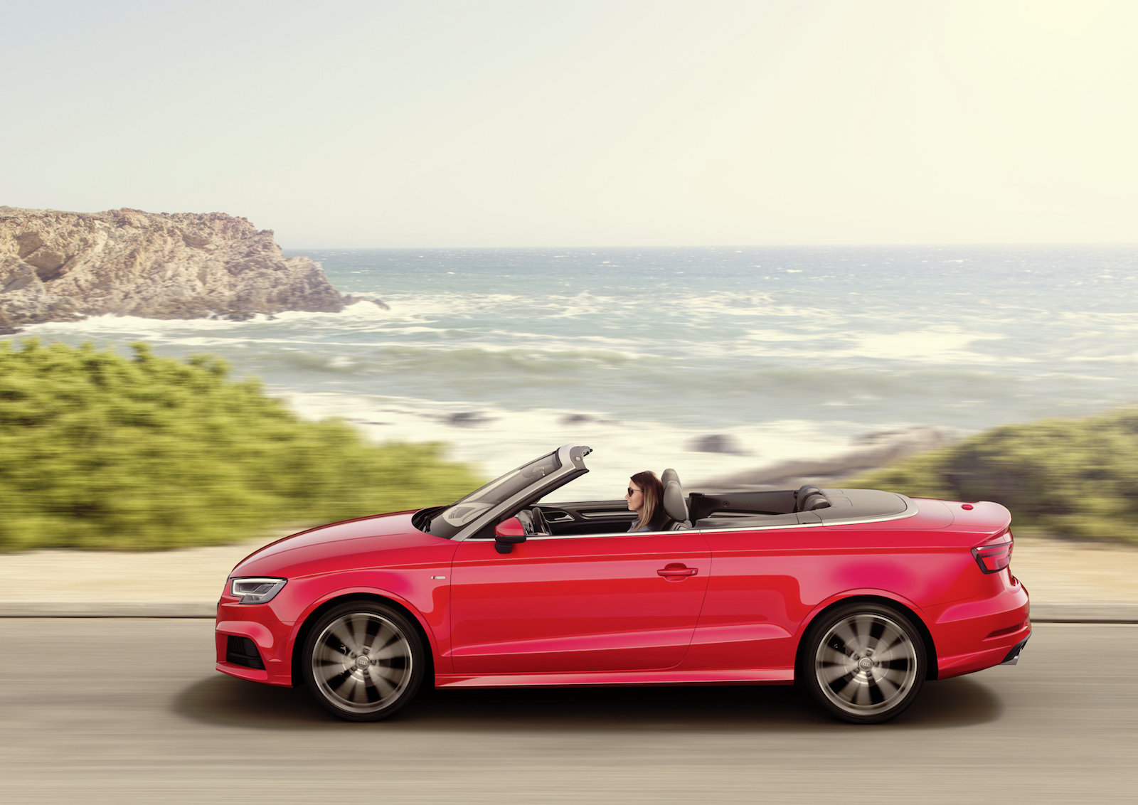 Audi S3 III (8V) Restyling 2016 - now Cabriolet #2