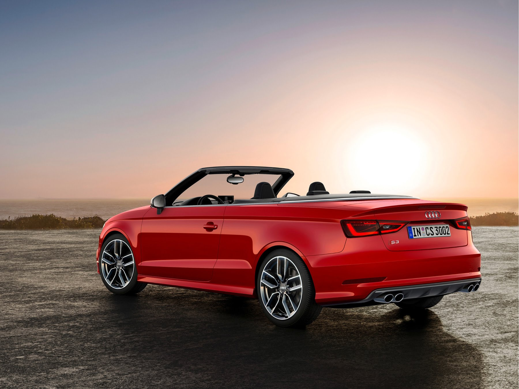 Audi S3 III (8V) Restyling 2016 - now Cabriolet #4