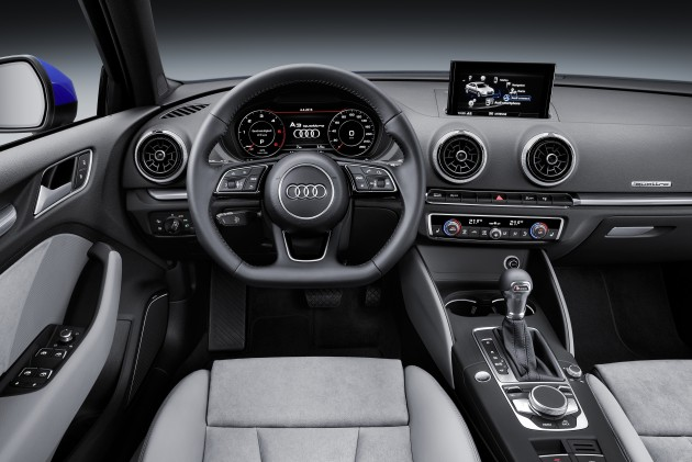 Audi S3 III (8V) Restyling 2016 - now Cabriolet #1
