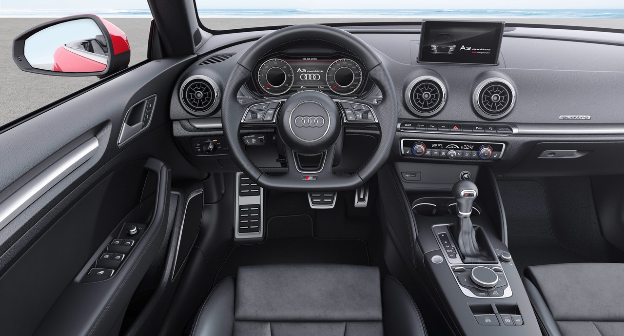 Audi S3 III (8V) Restyling 2016 - now Cabriolet #3