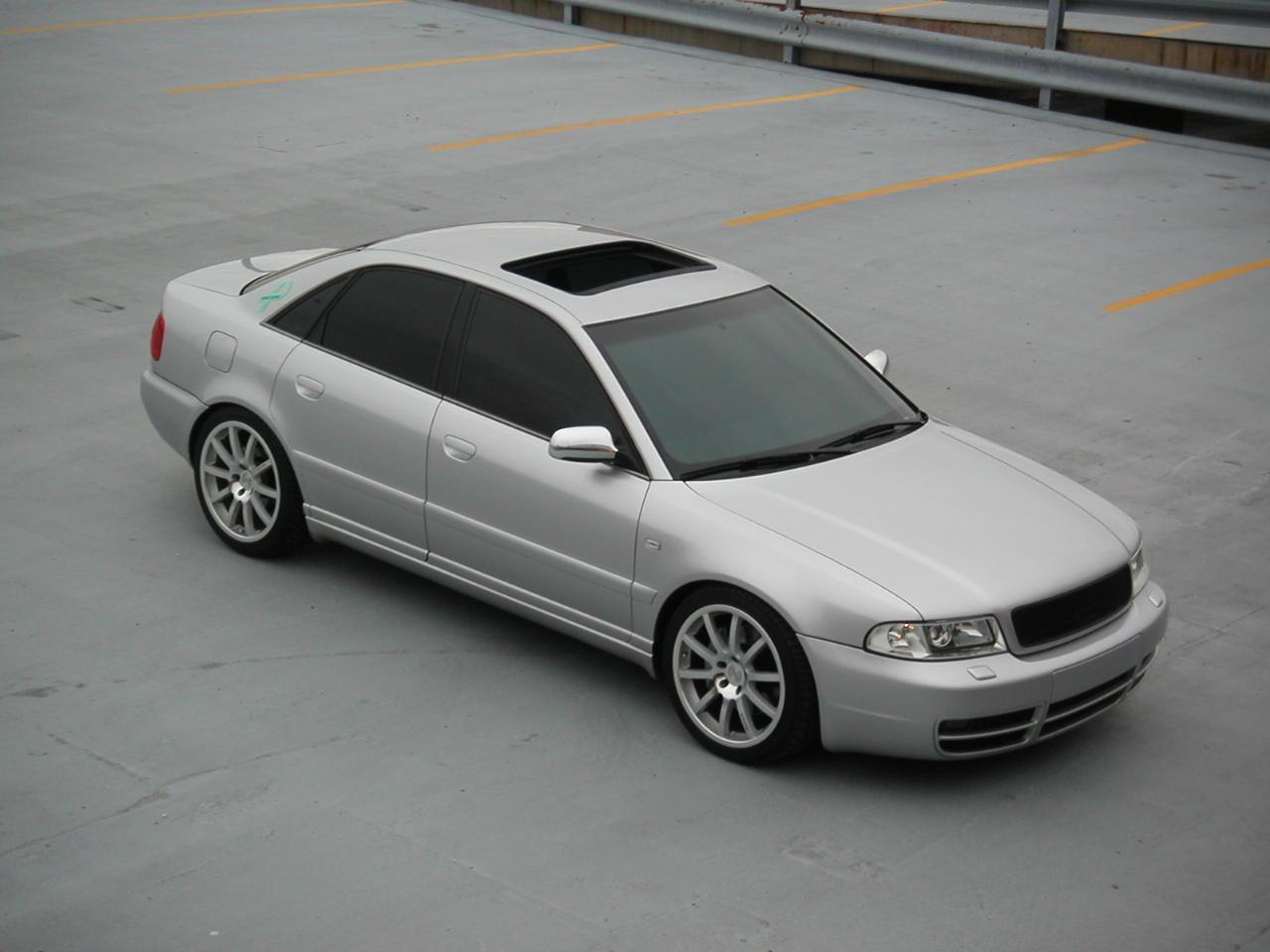 Audi S4 I (B5) 1997 - 2001 Sedan #6