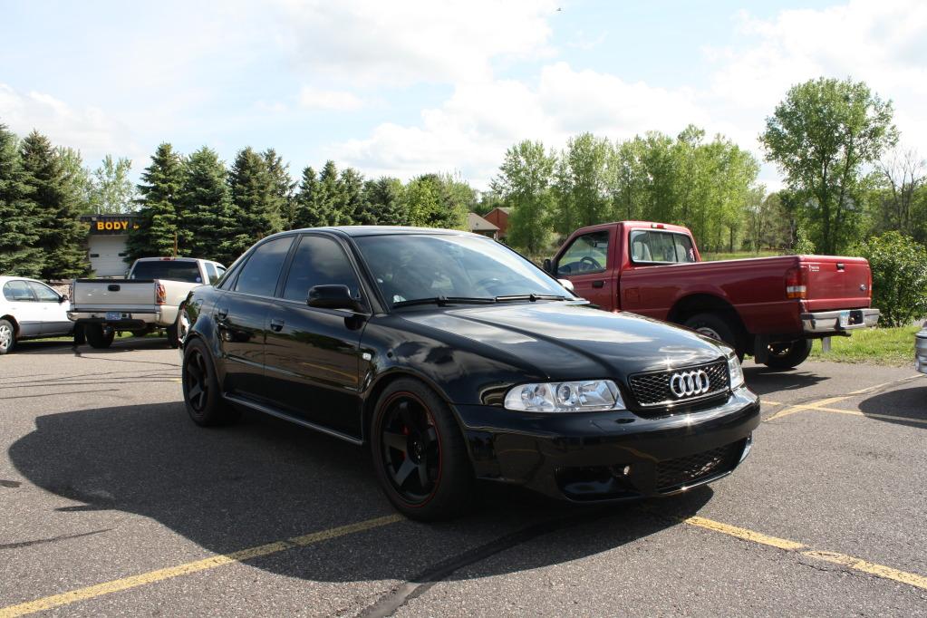 Audi S4 I (B5) 1997 - 2001 Sedan #8