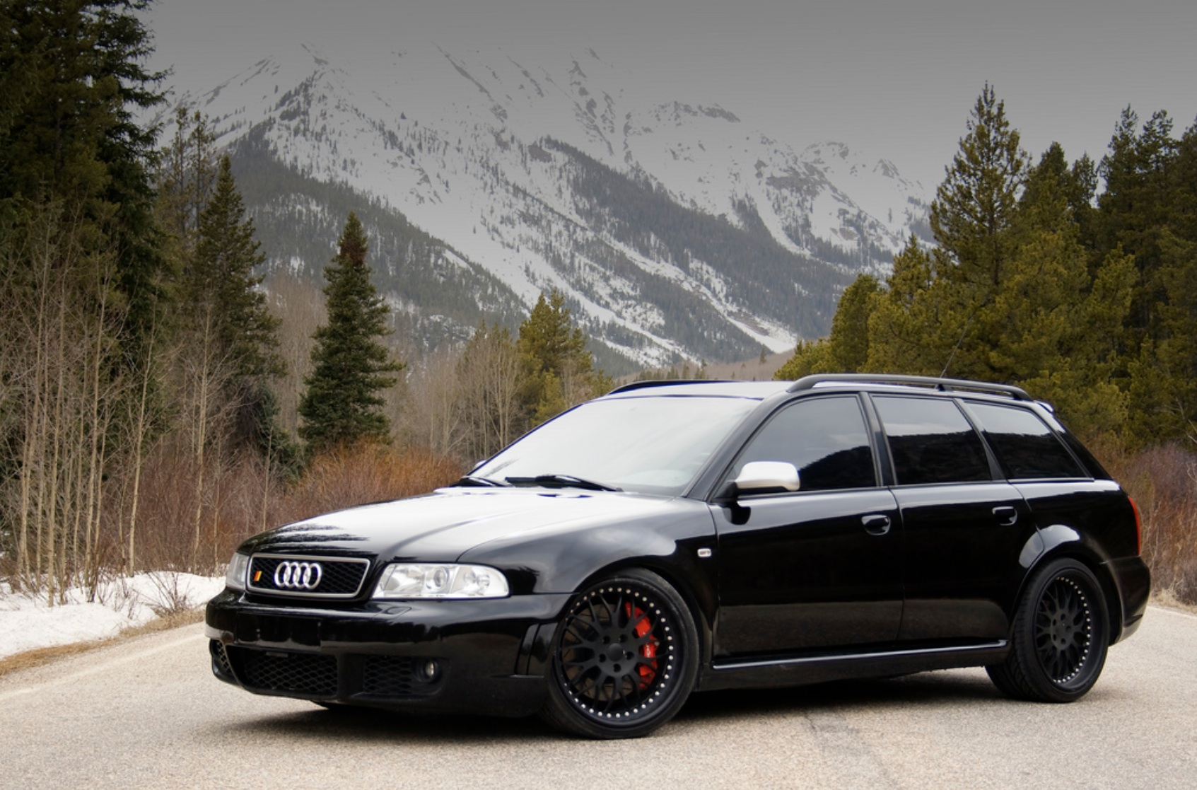 Audi S4 I (B5) 1997 - 2001 Sedan #2