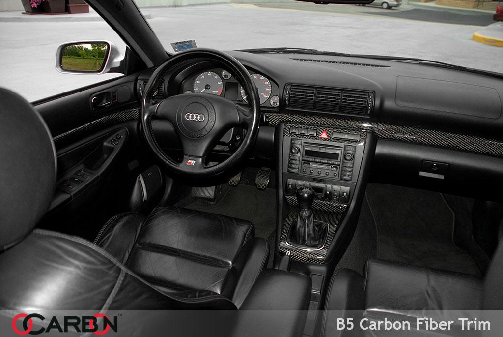 Audi S4 I (B5) 1997 - 2001 Sedan #4