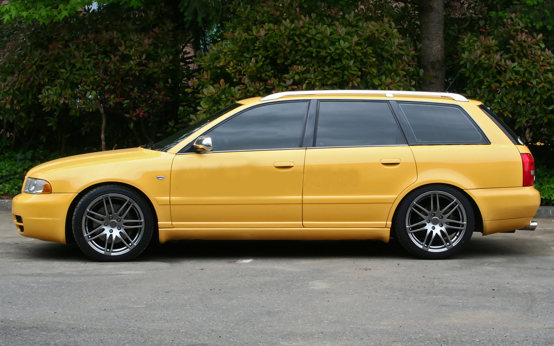Audi S4 I (B5) 1997 - 2001 Station wagon 5 door #6