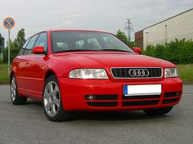 Audi S4 I (B5) 1997 - 2001 Station wagon 5 door #8