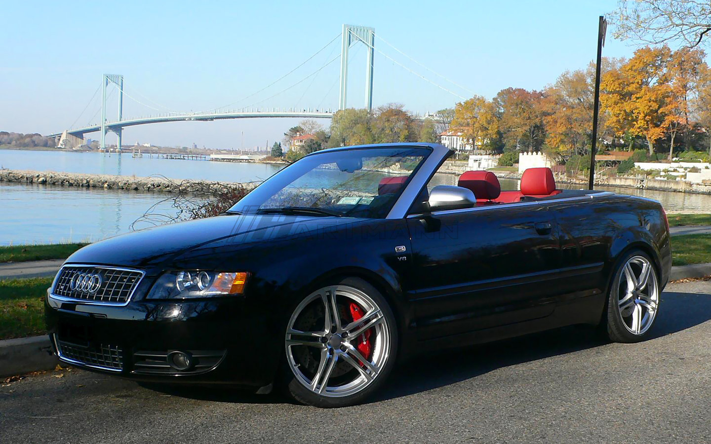 Audi S4 II (B6) 2003 - 2004 Cabriolet #8