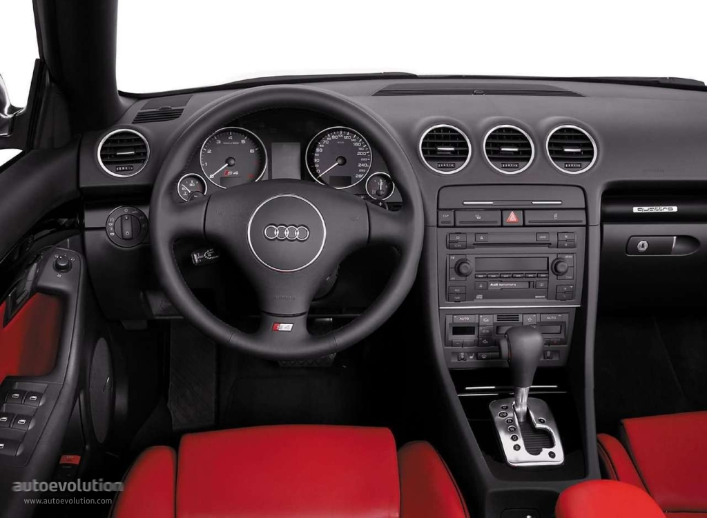 Audi S4 II (B6) 2003 - 2004 Cabriolet #5