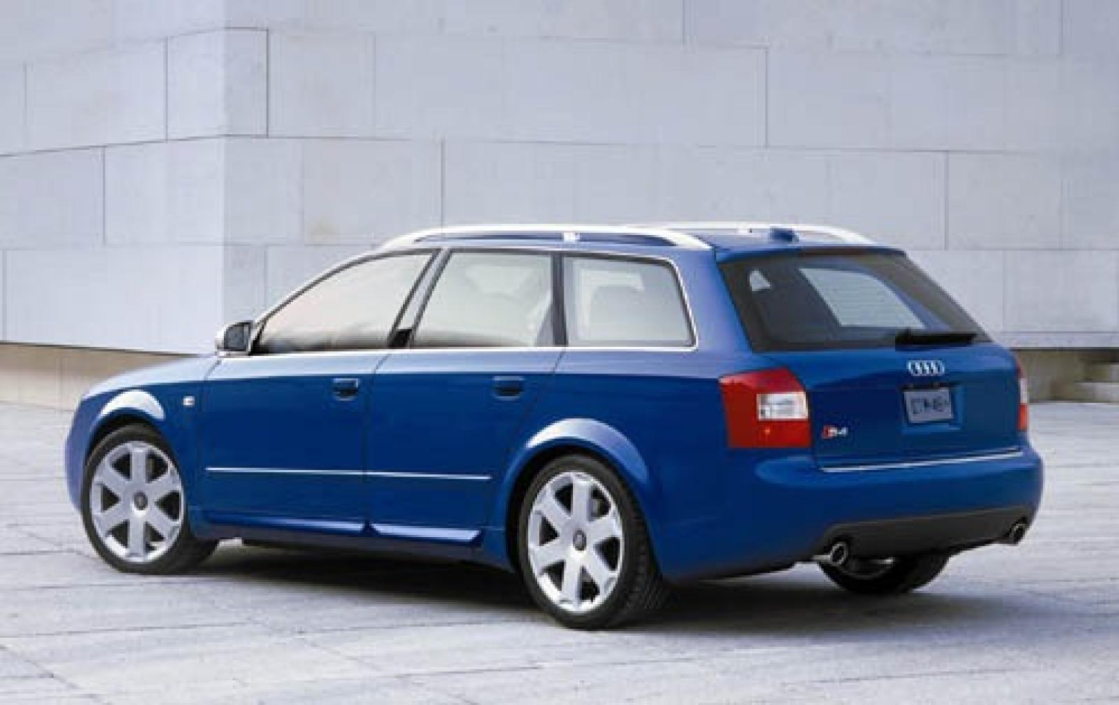 Audi S4 II (B6) 2003 - 2004 Station wagon 5 door #1