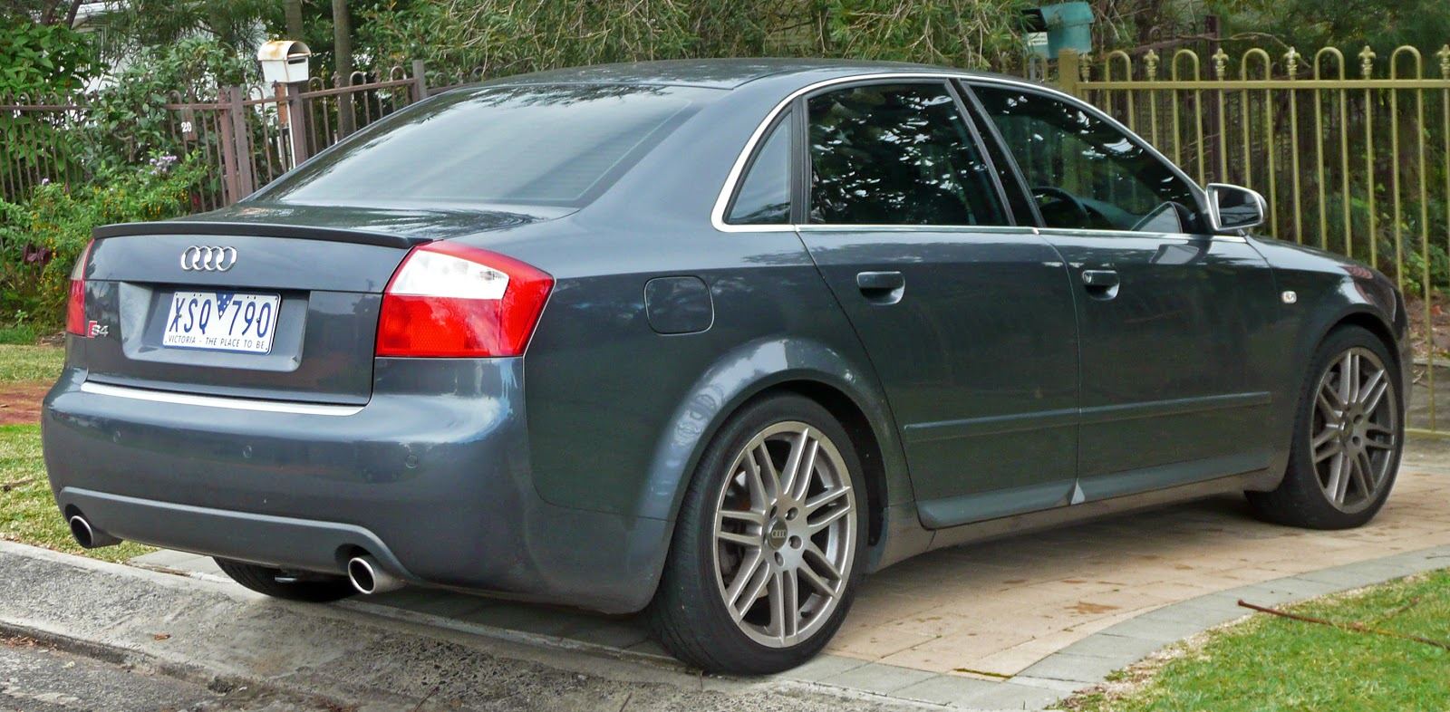 Audi S4 II (B6) 2003 - 2004 Station wagon 5 door #5