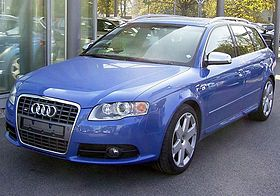 Audi S4 II (B6) 2003 - 2004 Station wagon 5 door #6