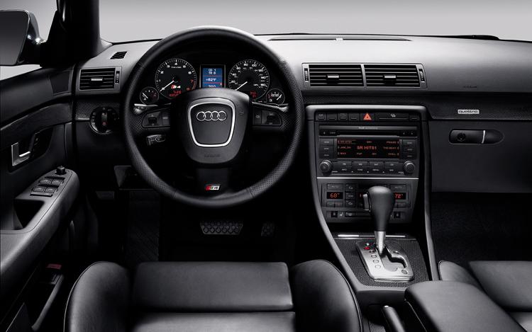 Audi S4 III (B7) 2005 - 2008 Cabriolet #8
