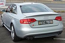 Audi S4 IV (B8) 2008 - 2011 Sedan #7