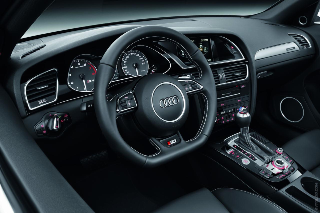 Audi S4 IV (B8) 2008 - 2011 Sedan #6