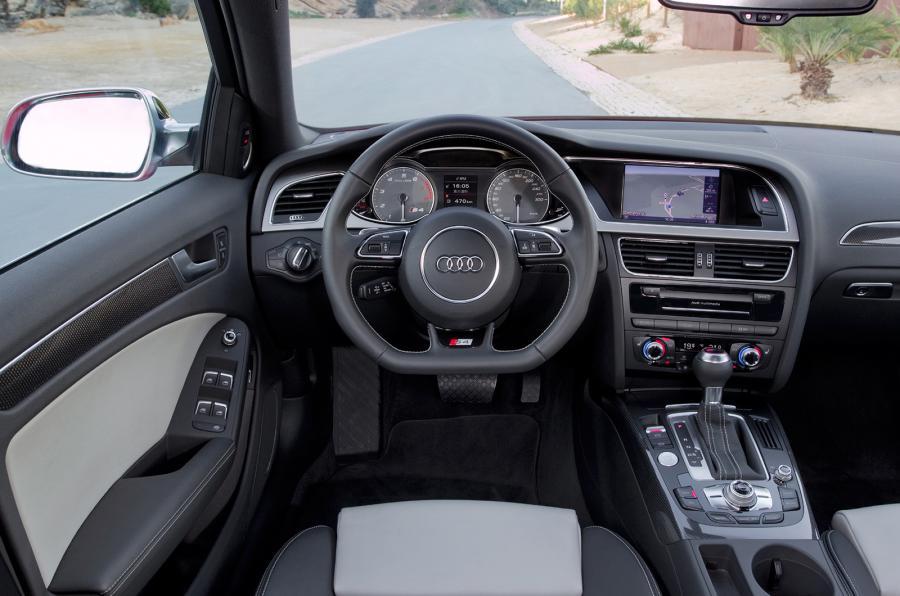 Audi S4 IV (B8) 2008 - 2011 Sedan #5