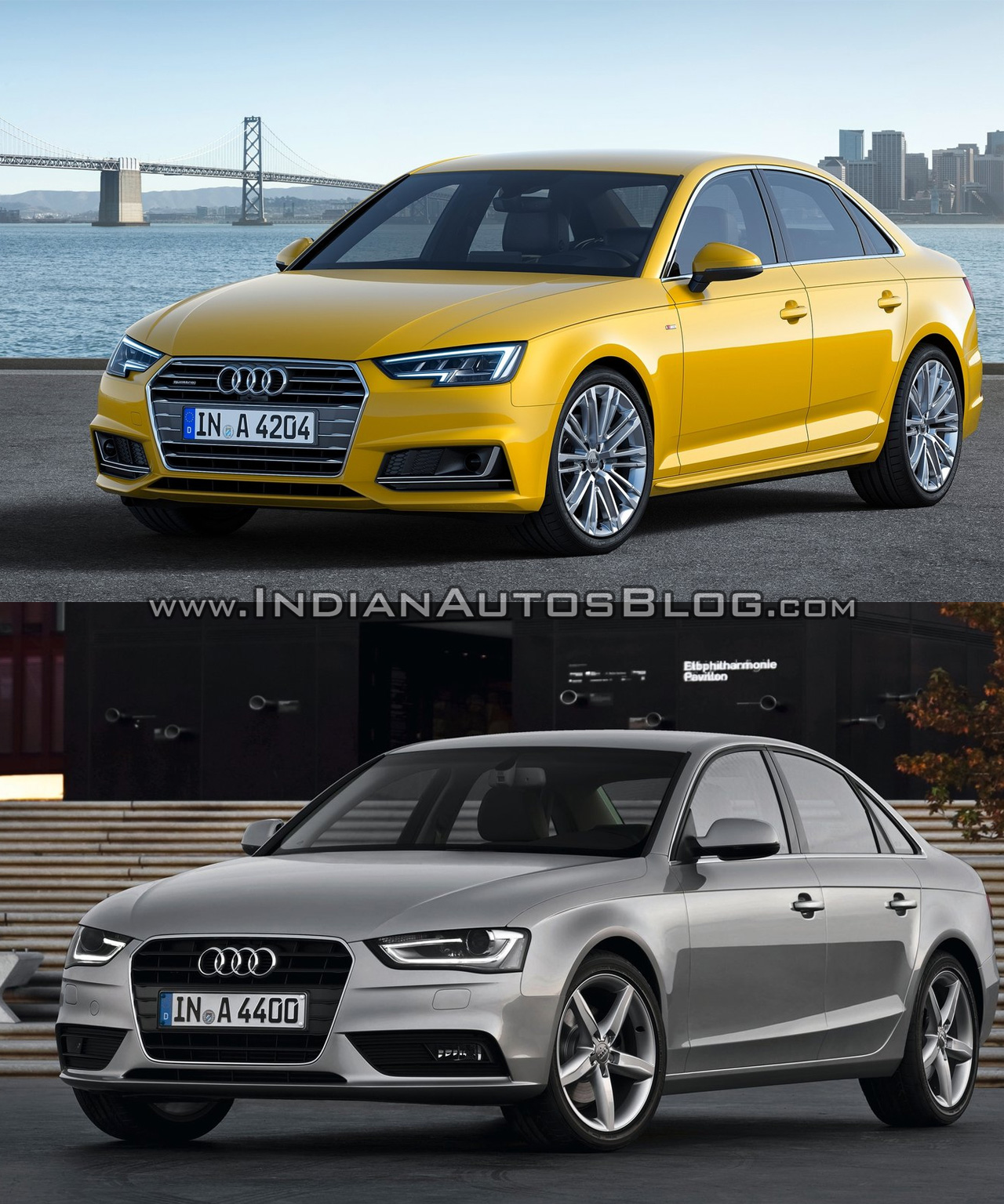 Audi S4 V (B9) 2016 - now Station wagon #6