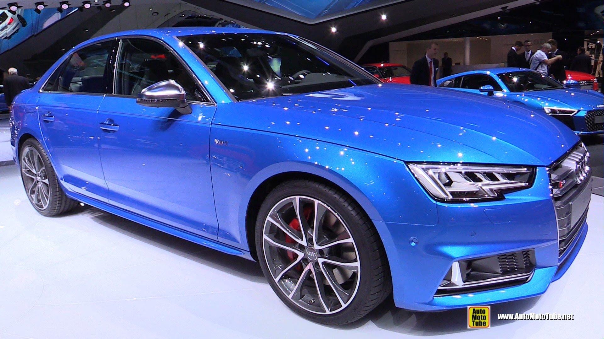 Audi S4 V (B9) 2016 - now Sedan #6