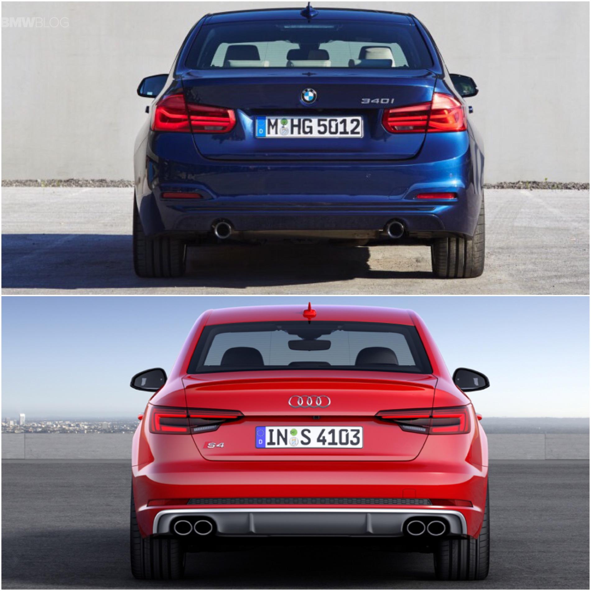 Audi S4 V (B9) 2016 - now Sedan #2