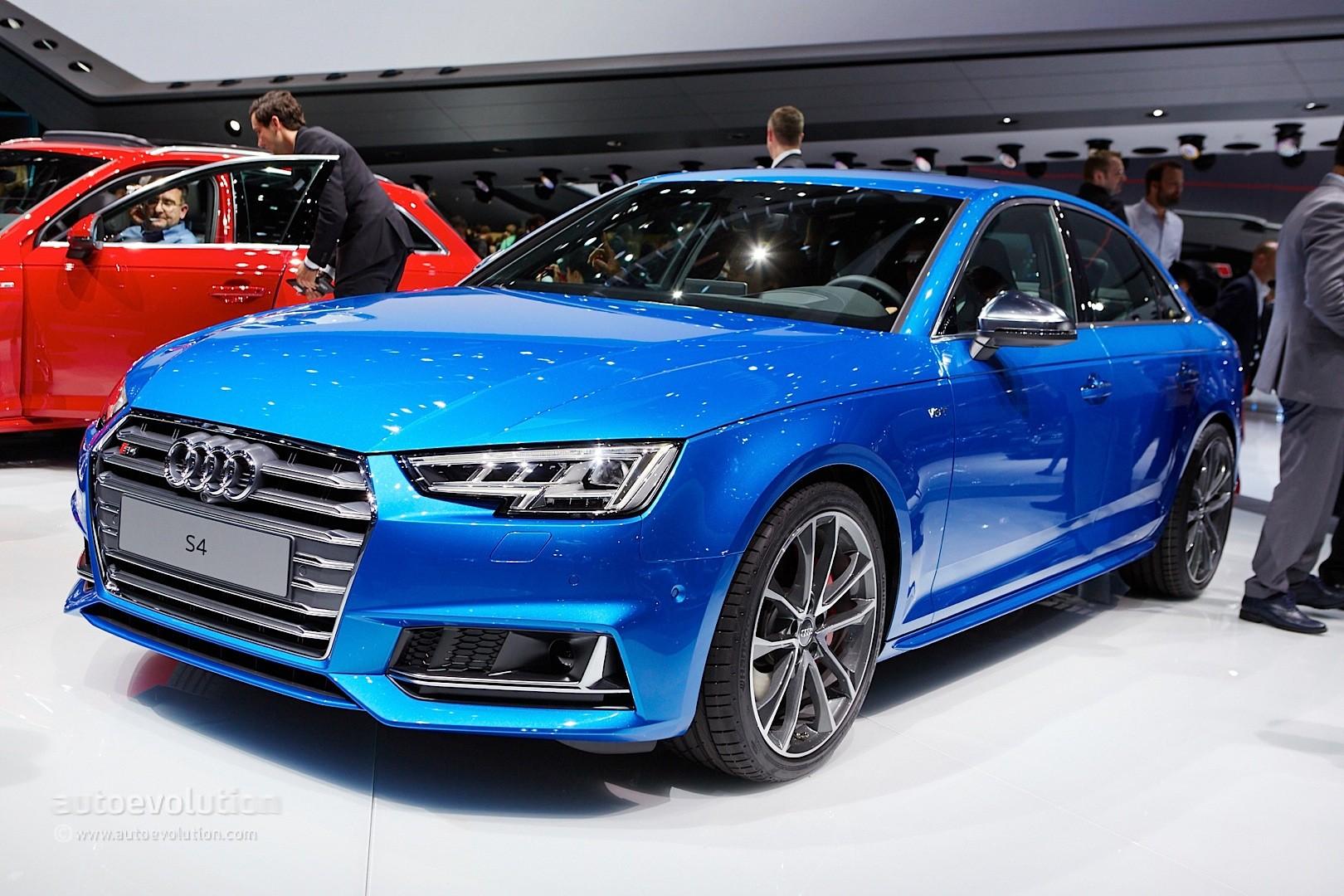 Audi S4 V (B9) 2016 - now Sedan #5
