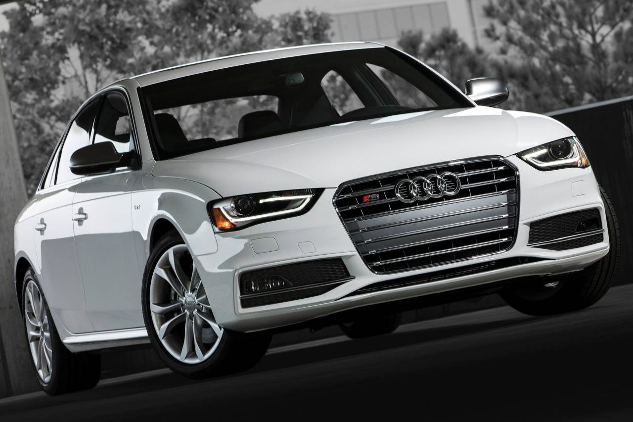 Audi S4 V (B9) 2016 - now Station wagon #4