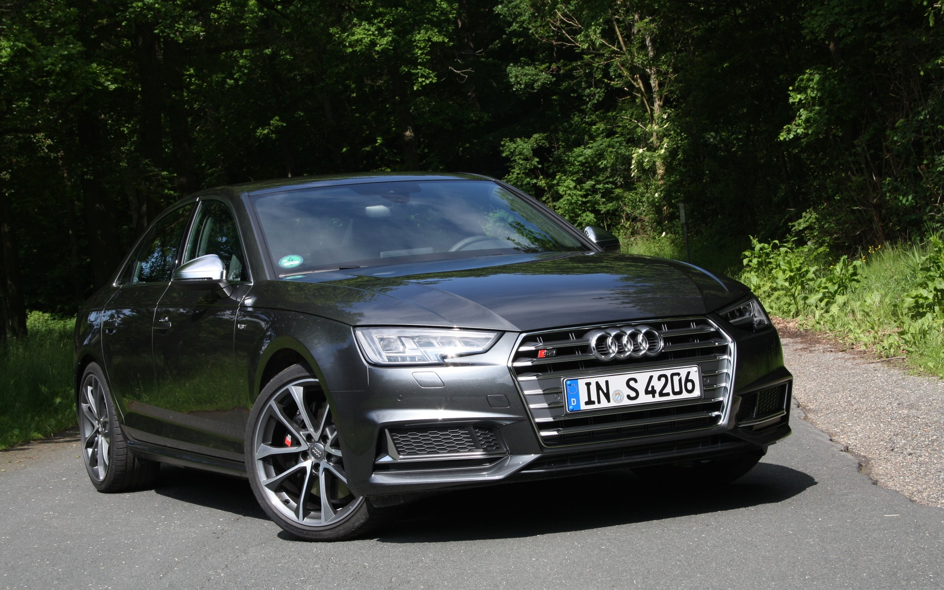 Audi S4 V (B9) 2016 - now Station wagon #2