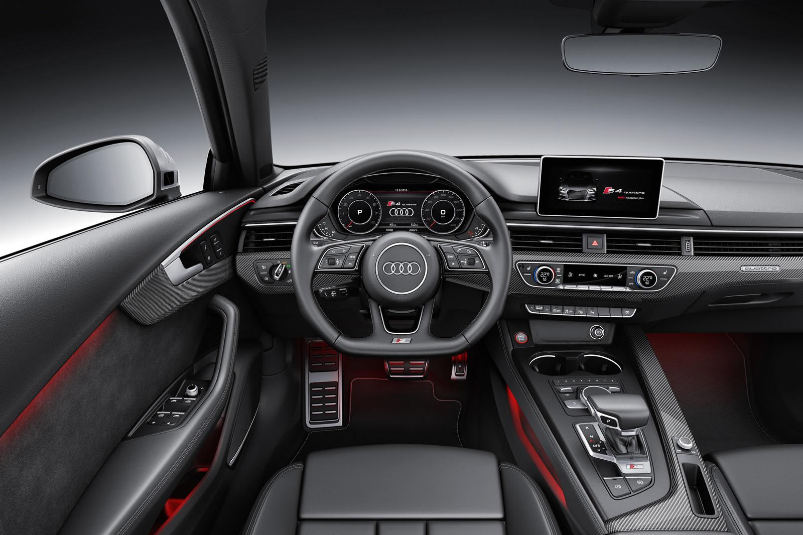 Audi S4 V (B9) 2016 - now Station wagon #7