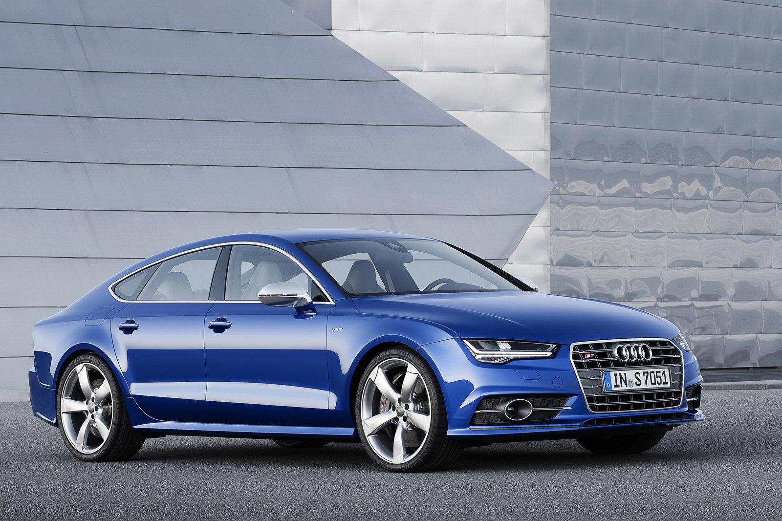 Audi S7 I Restyling 2014 - now Liftback #3