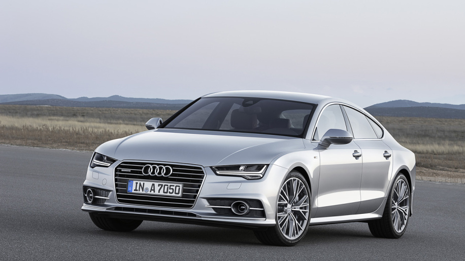 Audi S7 I Restyling 2014 - now Liftback #1