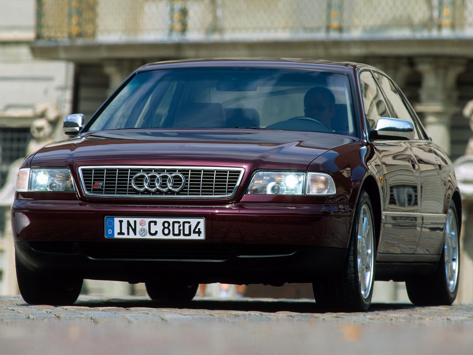 Audi S8 I (D2) 1996 - 1999 Sedan #2