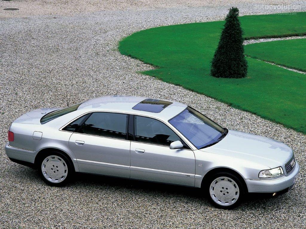 Audi S8 I (D2) 1996 - 1999 Sedan #5