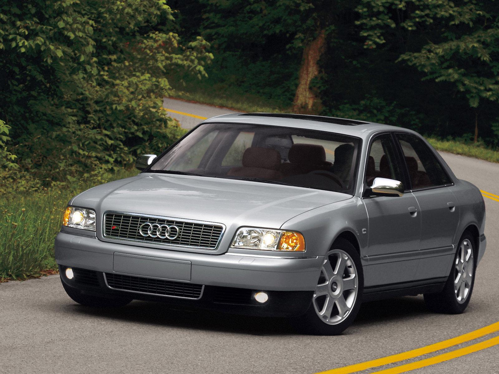 Audi S8 I (D2) 1996 - 1999 Sedan #1