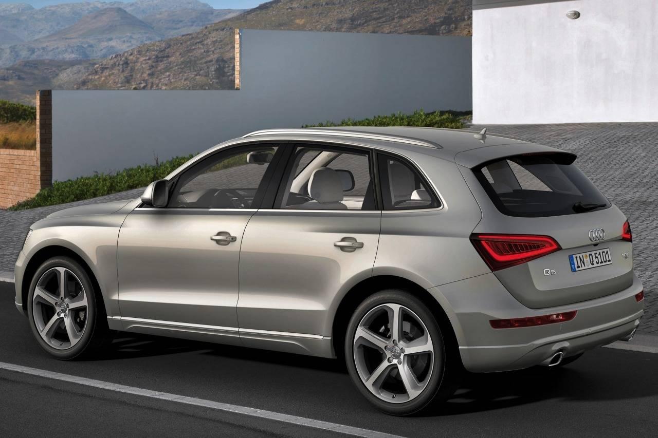 Audi SQ5 I 2013 - now SUV 5 door #7