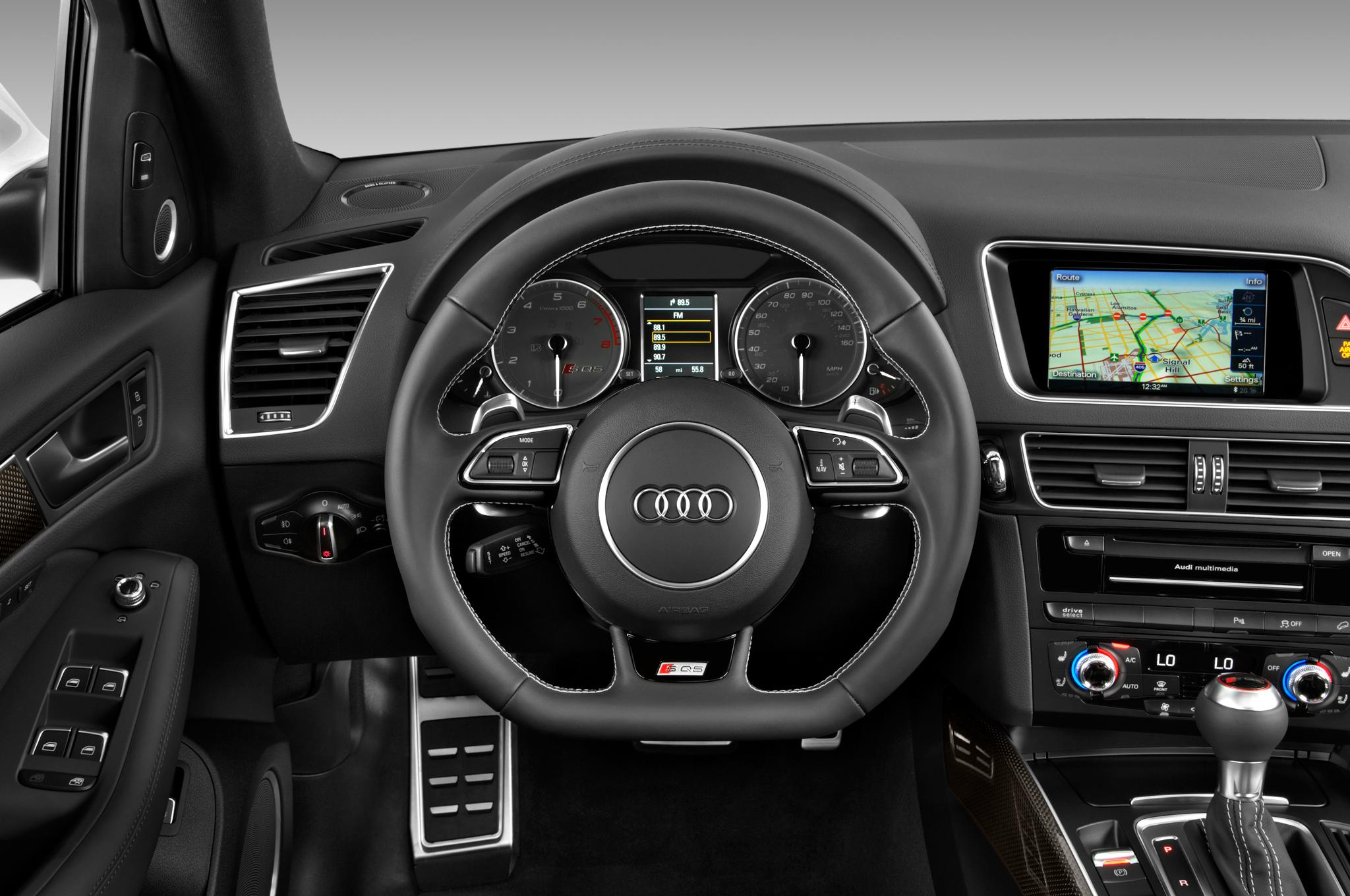 Audi SQ5 II 2017 - now SUV 5 door #1