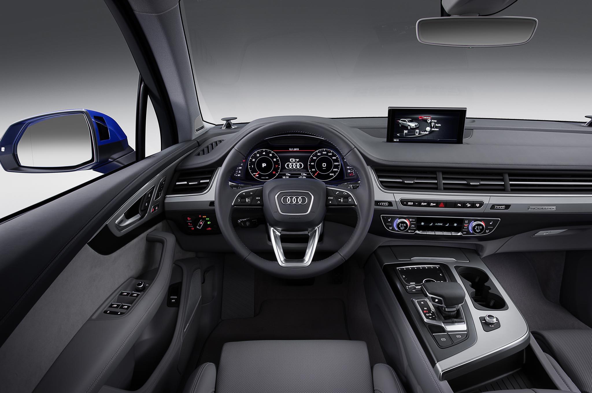 Audi SQ7 I 2016 - now SUV 5 door #4